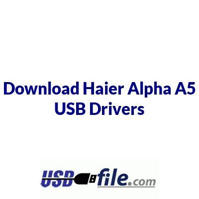 Haier Alpha A5