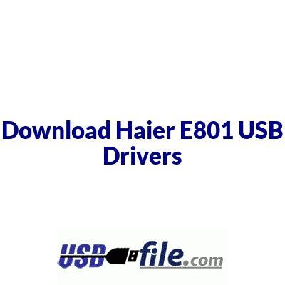 Haier E801