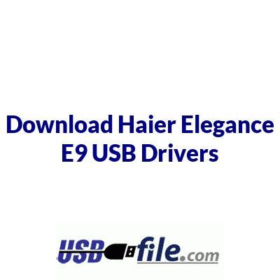 Haier Elegance E9