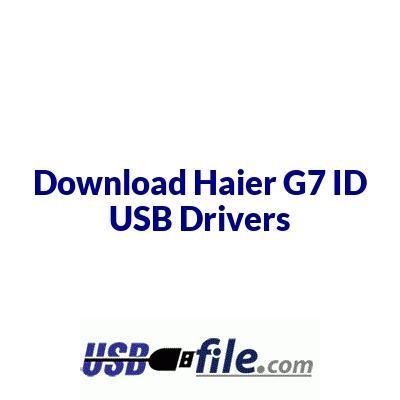 Haier G7 ID
