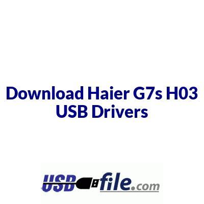 Haier G7s H03