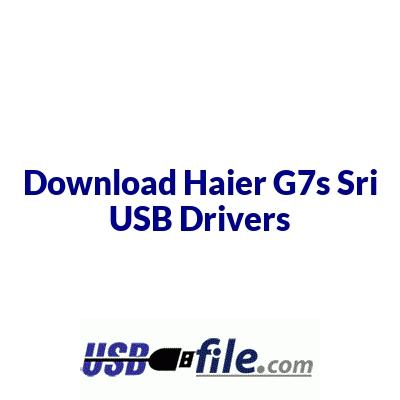 Haier G7s Sri
