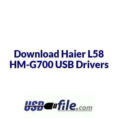 Haier L58 HM-G700