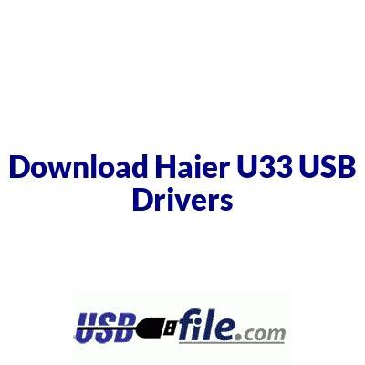 Haier U33