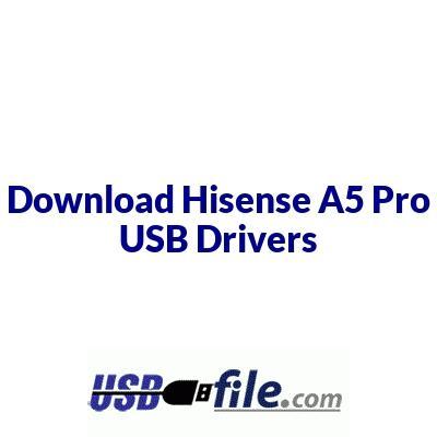 Hisense A5 Pro