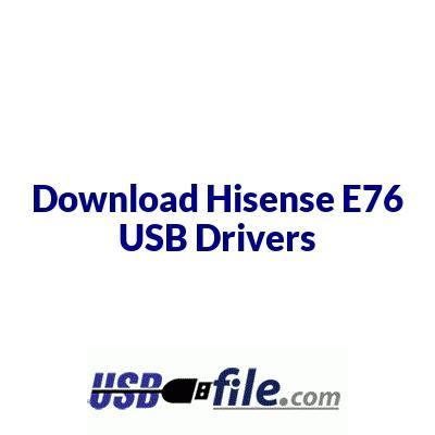 Hisense E76