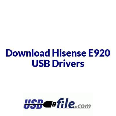 Hisense E920