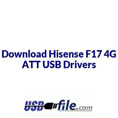 Hisense F17 4G ATT