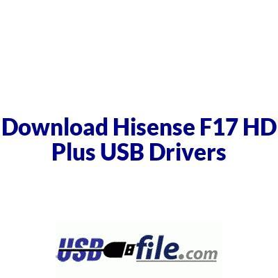 Hisense F17 HD Plus