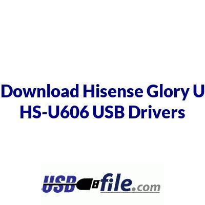 Hisense Glory U HS-U606