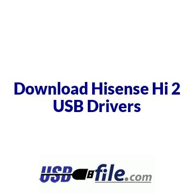 Hisense Hi 2