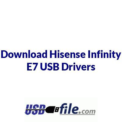 Hisense Infinity E7