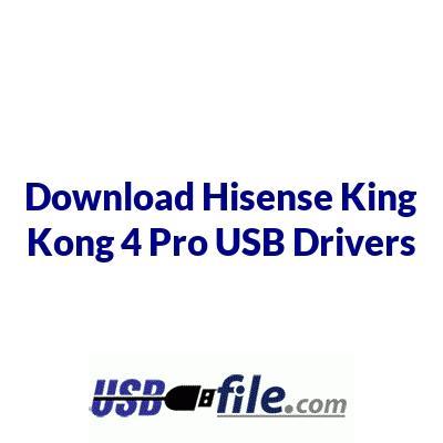 Hisense King Kong 4 Pro