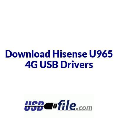 Hisense U965 4G