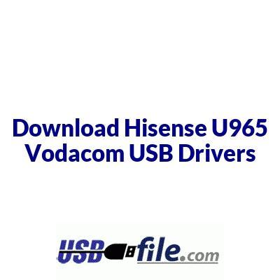 Hisense U965 Vodacom