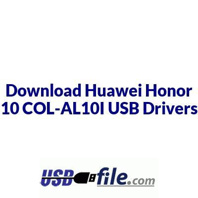 Huawei Honor 10 COL-AL10I