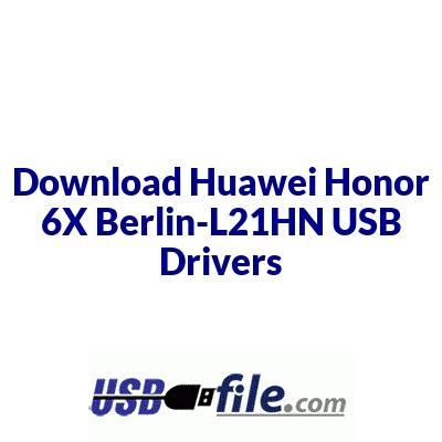 Huawei Honor 6X Berlin-L21HN