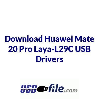 Huawei Mate 20 Pro Laya-L29C