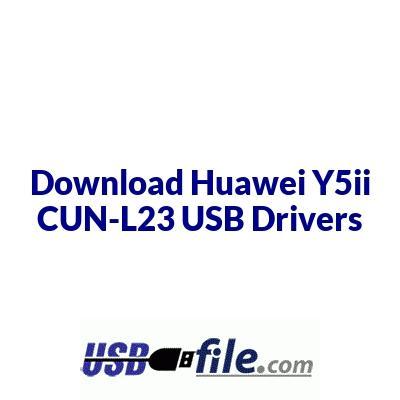 Huawei Y5ii CUN-L23