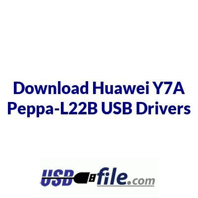 Huawei Y7A Peppa-L22B