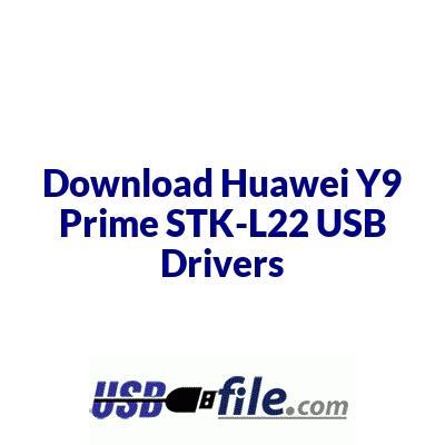 Huawei Y9 Prime STK-L22