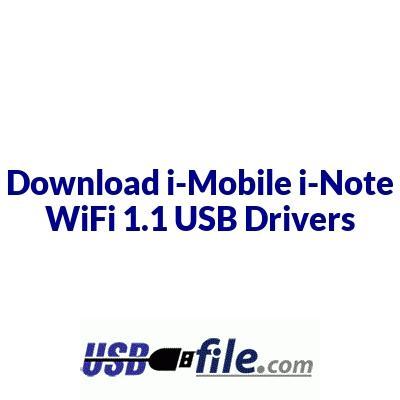 i-Mobile i-Note WiFi 1.1