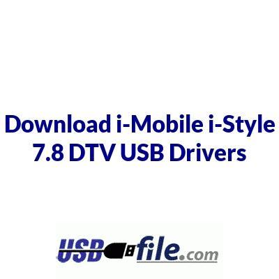 i-Mobile i-Style 7.8 DTV
