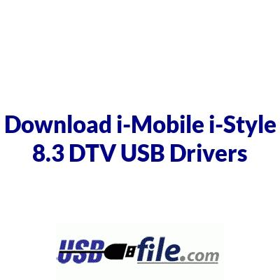 i-Mobile i-Style 8.3 DTV