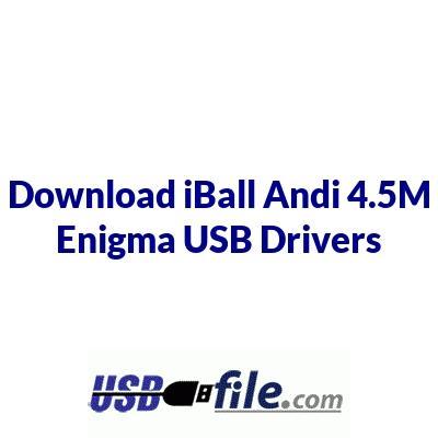 iBall Andi 4.5M Enigma