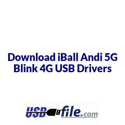 iBall Andi 5G Blink 4G
