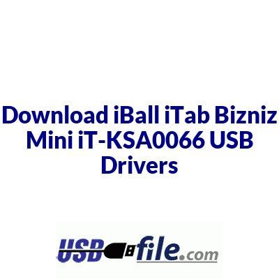 iBall iTab Bizniz Mini iT-KSA0066