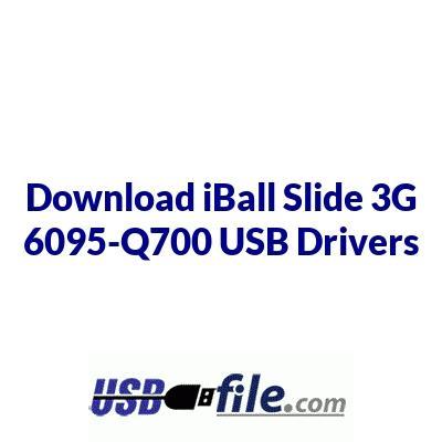 iBall Slide 3G 6095-Q700