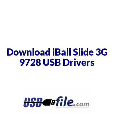 iBall Slide 3G 9728