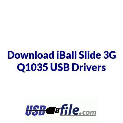 iBall Slide 3G Q1035