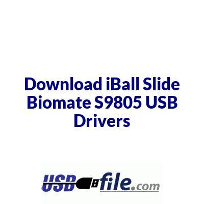 iBall Slide Biomate S9805