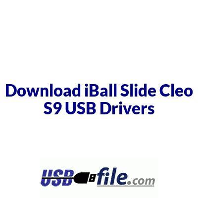 iBall Slide Cleo S9