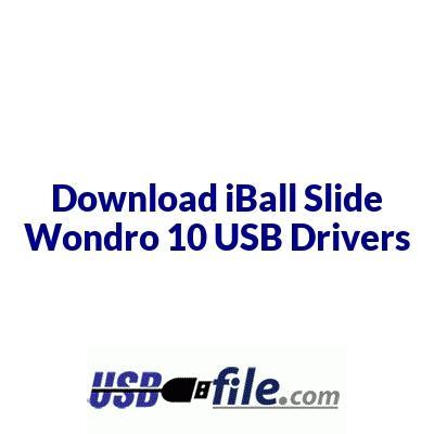 iBall Slide Wondro 10