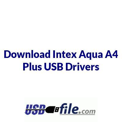 Intex Aqua A4 Plus