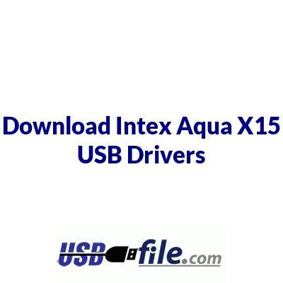 Intex Aqua X15