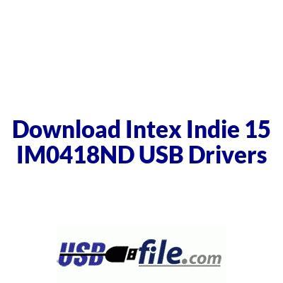 Intex Indie 15 IM0418ND