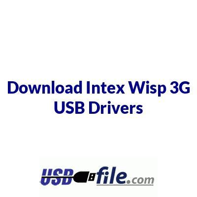 Intex Wisp 3G