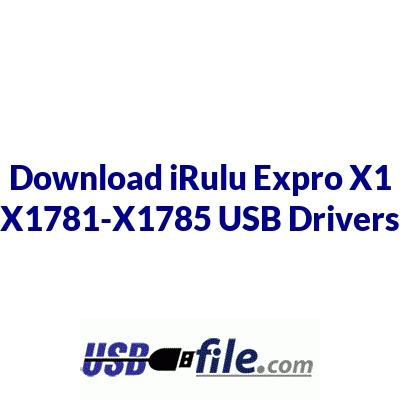 iRulu Expro X1 X1781-X1785