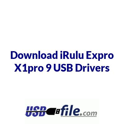 iRulu Expro X1pro 9