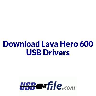 Lava Hero 600