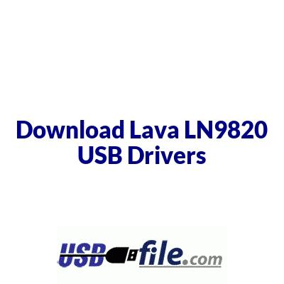 Lava LN9820