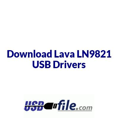 Lava LN9821