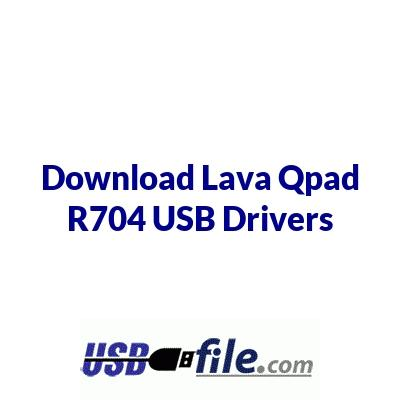 Lava Qpad R704