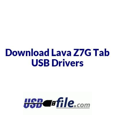 Lava Z7G Tab