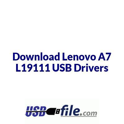 Lenovo A7 L19111