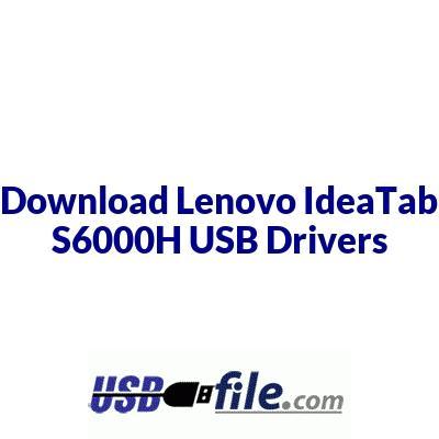 Lenovo IdeaTab S6000H